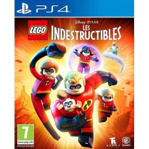 Lego Les Indestructibles 2 Ps4