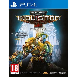 Warhammer 40000 Inquisitor Martyr Ps4