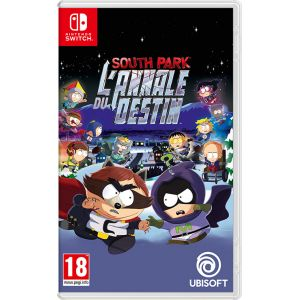 South Park L Annale Du Destin Switch