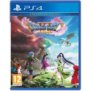 Dragon Quest Xi Les Combattants De La Destinee Ps4
