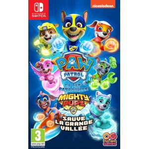 La Pat Patrouille Mighty Pups Sauve La Grande Vallee Switch Vf