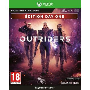 Outriders Day One Edition Xbox One