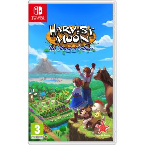 Harvest Moon Un Monde A Cultiver Switch