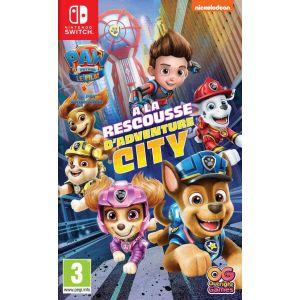 Pat Patrouille A La Rescousse D Adventure City Switch
