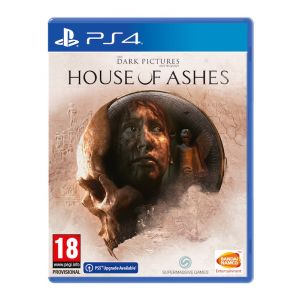 The Dark Pictures Anthology House Of Ashes Ps4