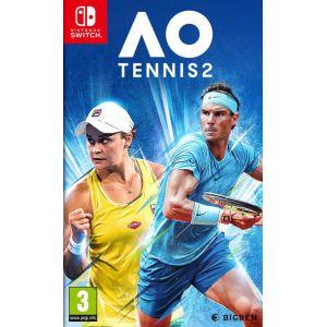 Ao International Tennis 2 Switch