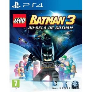 Lego Batman 3 Ps4