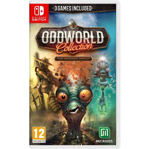 Oddworld Collection Switch
