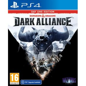Dungeons And Dragons : Dark Alliance Day One Edition Ps4