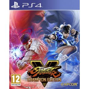 Street Fighter 5 Champions Edition Ps4