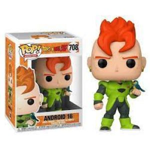 Pop Dbz S7 Android 16 N° 708