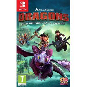 Dragons : L Aube Des Nouveaux Cavaliers Switch