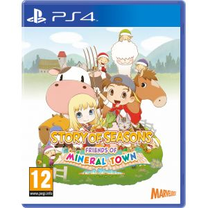 Story Of Seasons Friends Of Mineral Town Ps4