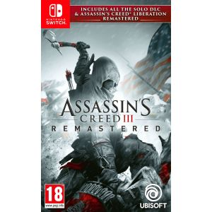 Assassin S Creed 3 Remastered Switch
