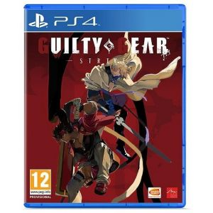 Guilty Gear Strive Ps4