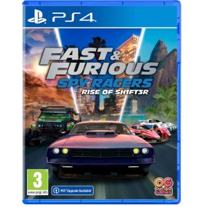Fast And Furious Spy Racers L Ascension De Sh1ft3r Ps4