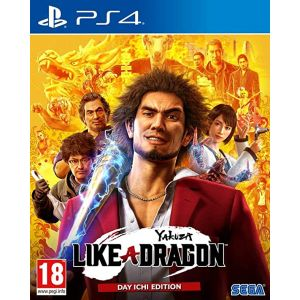 Yakuza 7 Like A Dragon Ps4