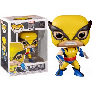 Pop Wolverine First Appearance 547
