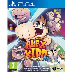 Alex Kidd In Miracle World Dx Ps4
