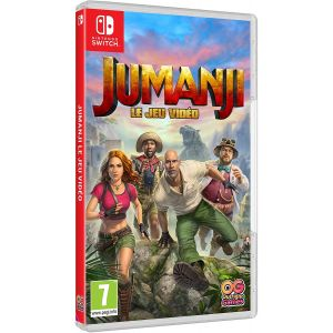 Jumanji Le Jeu Video Switch