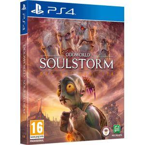 Oddworld Soulstorm Ps4