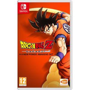 Dragon Ball Z Kakarot  + A New Power Awakens Set Switch