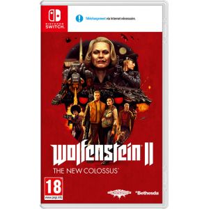 Wolfenstein 2 The New Colossus Switch
