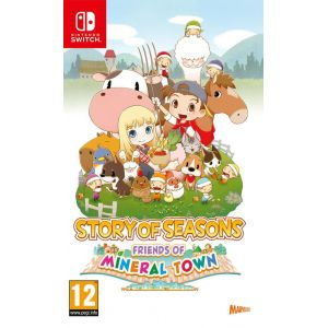 Story Of Seasons Friends Of Mineral Town Switch