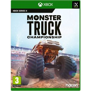 Monster Truck Championship Series X