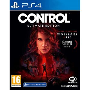 Control Ultimate Edition Ps4