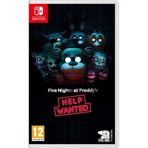 Five Nights At Freddy S Help Wanted Switch