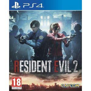 Resident Evil 2 Remake Ps4