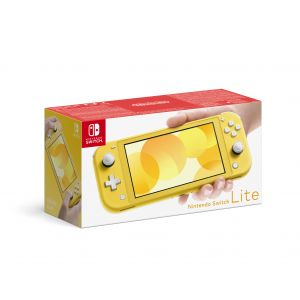 Console Nintendo Switch Lite Yellow