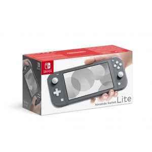Console Nintendo Switch Lite Grey