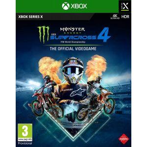 Monster Energy Supercross 4 Series X