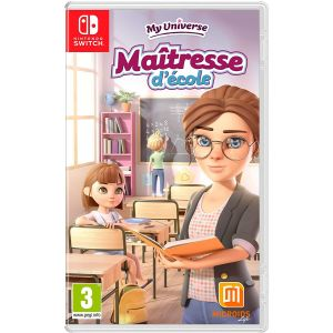 My Universe Maitresse D Ecole Switch