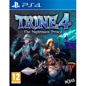 The Trine 4 The Nightmare Prince Ps4