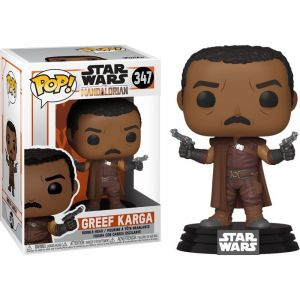 Pop Star Wars Mandalorian Greef Karga 347