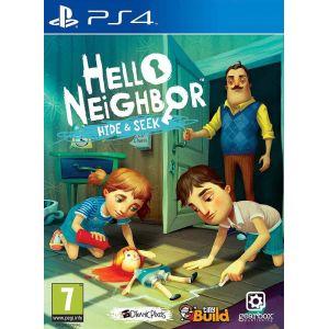 Hello Neighbor Hide Et Seek Ps4