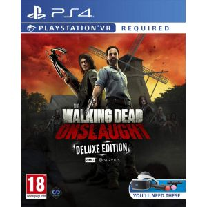 The Walking Dead Onslaught Vr Ps4