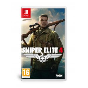Sniper Elite 4 Switch