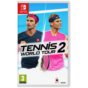Tennis World Tour 2 Switch