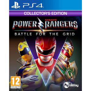 Power Rangers Battle For The Grid Collector S Edition Ps4