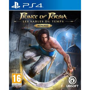Prince Of Persia Les Sables Du Temps Remake Ps4