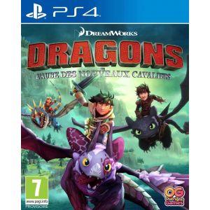 Dragons : L Aube Des Nouveaux Cavaliers Ps4