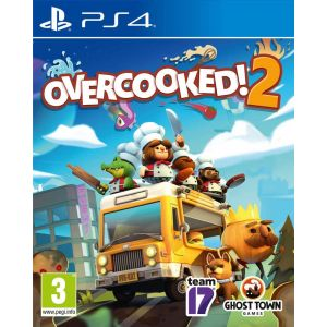 Overcooked 2 Ps4