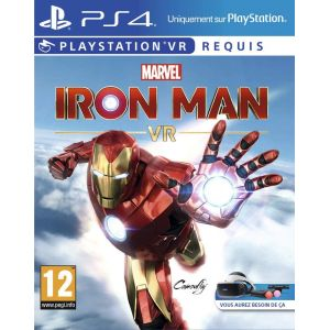 Marvel S Iron Man Vr Ps4
