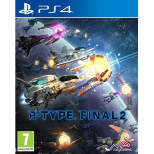 R Type Final 2 Inaugural Flight Edition Ps4