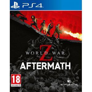 World War Z Aftermath Ps4