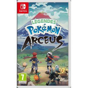 Legendes Pokemon Arceus Switch